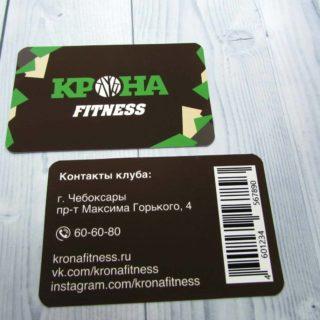 Лучший фитнесс клуб. Изготовление клубных карт и многое другое для вашей компании.